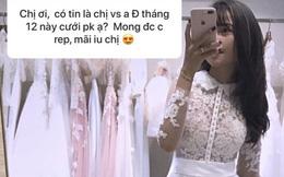 Gái xinh quê Nghệ An trả lời câu hỏi tháng 12 lên xe hoa với cầu thủ Văn Đức: Con gái yêu đúng người thì phải cưới!