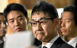 Bộ trưởng Tư pháp Nhật từ chức vì vợ
