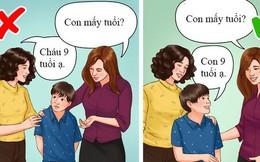"""Muốn con lớn lên là người có trách nhiệm và thành công thì ngay bây giờ cha mẹ hãy tập """"buông tay"""" 10 điều sau"""