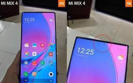 Xiaomi Mi MIX 4 lộ diện, xác nhận camera selfie ẩn hoàn toàn dưới màn hình