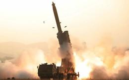 """Triều Tiên tuyên bố thử thành công bệ phóng rocket """"đa nòng siêu to"""""""