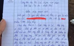 Học sinh cấp 2 viết bản kiểm điểm vì đi học muộn, đọc đến lời cam kết, dân mạng cười ngặt nghẽo vì vừa ngây ngô, vừa lầy lội khó đỡ