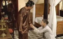 """""""Tiếng sét trong mưa"""": Thị Bình gào khóc, quỳ gối van xin khi Khải Duy oán trách chuyện sinh con cho chồng mới"""