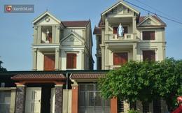 """Chùm ảnh: Hàng loạt nhà """"Hàn Quốc"""", nhà """"Nhật Bản"""" mọc lên như nấm ở xã nghèo Hà Tĩnh"""