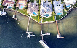 1 triệu USD mua được nhà bao nhiêu m2 tại các thành phố lớn của Mỹ?
