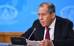 """Ngoại trưởng Lavrov: Không nước nào có thể """"miễn nhiễm"""" trước lệnh cấm vận Mỹ"""