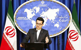 Iran gửi kế hoạch hòa bình Eo biển Hormuz tới các nước trong khu vực