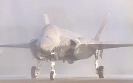 Bất ngờ với lý do chiến đấu cơ tàng hình F-35A bị hỏng tàng hình