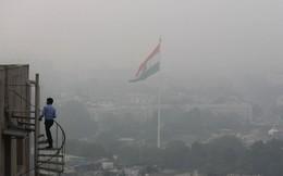 Ô nhiễm không khí báo động ở Ấn Độ, dân được khuyến cáo không ra khỏi nhà
