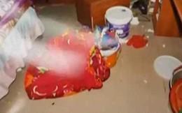 Nghi ngờ vợ ngoại tình, người bố trẻ giận dữ làm một hành động trả đũa khiến tính mạng con ruột gặp nguy hiểm