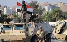 Quân đội Ai Cập tiêu diệt 83 phần tử khủng bố tại Sinai