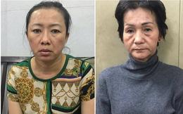 """Hai """"nữ quái"""" móc túi người nước ngoài sa lưới đặc nhiệm ở Sài Gòn"""