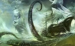 Loài mực khổng lồ có thể đánh chìm thuyền bè tưởng chỉ có trong truyền thuyết và bí ẩn 150 năm mới có lời giải