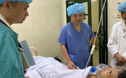 Giáo viên người Nhật nhồi máu cơ tim nguy kịch may mắn thoát chết