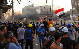 An ninh Iraq bắt giữ nhóm người tài trợ biểu tình, nghi là gián điệp của UAE