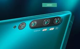 Xiaomi Mi CC9 Pro ra mắt: Cụm 5 camera 108MP đầu tiên trên thế giới, Snapdragon 730G, pin 5260mAh, giá từ 9.3 triệu