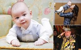 Cựu vương Malaysia kiên quyết phủ nhận là cha con trai Hoa hậu Moscow
