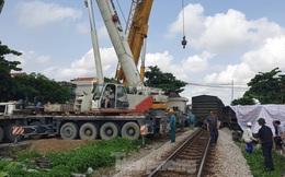 Công nhân đường sắt tử vong vì tai nạn đường sắt