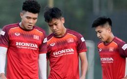 Tuyển thủ U22 Việt Nam từ cười sang 'mếu' vì mục tiêu vượt qua lịch thi đấu hành xác tại SEA Games 2019