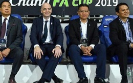 Chủ tịch FIFA ra phán quyết, giải vô địch các CLB Đông Nam Á sẽ được khởi tranh vào năm sau