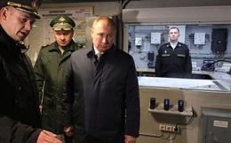 """Ông Putin lại nói về tên lửa siêu thanh Zircon """"không thể bị đánh chặn"""""""