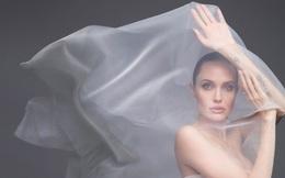 Angelina Jolie chụp khoả thân tuyệt đẹp ở tuổi U50