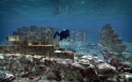 Giới khảo cổ choáng ngợp trước thành phố cổ dưới nước 5.000 năm tuổi