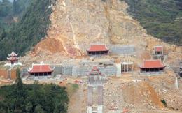 Khu du lịch văn hóa tâm linh ở Lũng Cú không đúng quy hoạch