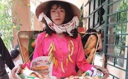 Cosplay chiếc đầm bánh mỳ nổi tiếng của H'Hen Niê, nam sinh gây bão vì thần thái không kém gì Hoa hậu
