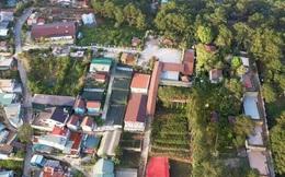 Nhà hàng hoành tráng xây dựng không phép, lấn chiếm đất rừng phòng hộ tại Đà Lạt