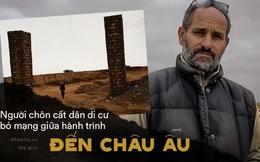 """Chuyện về người đàn ông dành cả đời để chôn cất người di cư tử nạn khi chưa kịp đến miền đất hứa: """"Tôi là gia đình của họ"""""""