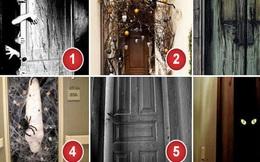 Chọn một cánh cửa để tìm ra nỗi sợ ẩn sâu bên trong con người bạn