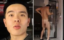 Ở cả đêm trong cửa hàng cởi quần áo quay clip phản cảm kiếm view, chàng Youtuber nhận án phạt xứng đáng