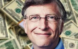 Trong suốt 24 năm liên tiếp dẫn đầu danh sách tỷ phú, Bill Gates vẫn tự nhận mình chẳng giàu có bằng một người: Bởi vì tiền chẳng thể giải quyết tất cả!