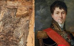 Tìm thấy hài cốt của vị tướng một chân được Napoleon coi trọng nhất