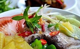 Món ăn thuốc từ cá mú