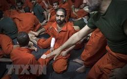 Thổ Nhĩ Kỳ bắt đầu hồi hương các tù nhân IS từ ngày 11/11