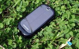Nhìn lại Samsung Blue Earth: chiếc điện thoại sinh ra trong thầm lặng vì môi trường xanh - sạch - đẹp
