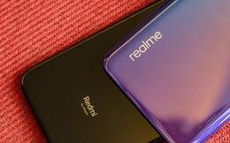 Thị phần chỉ bằng 1/3 nhưng Realme đang thực sự đe dọa Xiaomi
