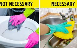 Những lý do chứng minh đôi khi lười dọn dẹp nhà cửa một chút lại có lợi cho sức khỏe biết nhường nào