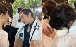 Clip Noo Phước Thịnh ôm Đông Nhi khóc nức nở: 'Tao không muốn gặp mày lúc này nhưng tao rất mong mày hạnh phúc,... xin lỗi'