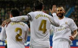 Benzema lập cú đúp, Real Madrid đại thắng Eibar