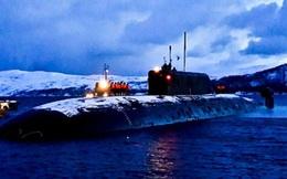 Hai tàu ngầm hạt nhân Nga 'tấn công' lẫn nhau trên biển Barents
