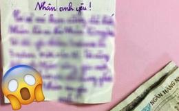 Nữ sinh tiểu học gây xôn xao khi gửi thư tình và quà hẹn ước 2000 đồng, gọi người yêu của crush là 'con nhỏ đáng ghét'