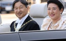 Nhật hoàng Naruhito, Hoàng hậu Masako diễu hành mừng ngày lên ngôi