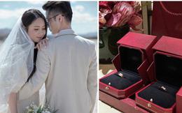 Rich kid nổi tiếng với màn shopping 2,3 tỷ khoe ảnh cưới chụp ở Mỹ, nhẫn cưới cũng đắt đỏ xứng tầm con nhà giàu
