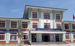 9X đột nhập trung tâm y tế huyện gây ra hàng chục vụ trộm