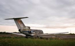 """Ám ảnh sân bay """"ma"""" hoang vắng suốt 25 năm sau cuộc chiến Gruzia"""