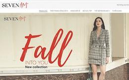 Toàn bộ mặt hàng phụ kiện 'biến mất' trên website của Seven.AM