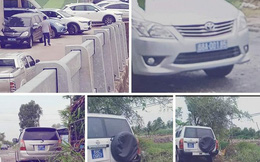 Vẫn chưa xử lý các cán bộ dùng xe công dự khai trương nhà nuôi yến